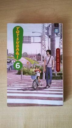 Yotsuba&! Volume 6 by Kiyohiko Azuma. http://marinaillustrates.tumblr.com/post/148754231826/just-finished-reading-yotsuba-volume-6-by