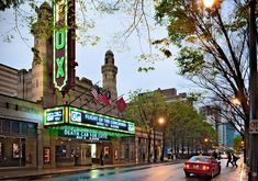 The Fox Theater Atlanta could be one of the city's most iconic buildings, a majestic Moorish-inspired civic center where music, film and theater are celebrated nightly.  The Fox Theater was built for Atlantans in the 1920s and saved by Atlantans in the 70s, when the wrecking ball came close to demolishing her towering minarets.  Having been fully restored to her former glory, the Fox Theater Atlanta is now the city's prime hot spot for fine film, music and theater entertainment.