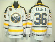 http://www.xjersey.com/nhl-buffalo-sabres-36-kaleta-white-cheap.html NHL BUFFALO SABRES #36 KALETA WHITE CHEAP Only 47.31€ , Free Shipping!