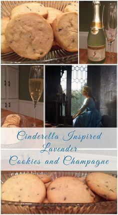 Lavender Treats Inspired by 2015 Cinderella