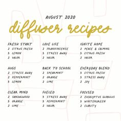 Young Essential Oils, Stress Relief Essential Oils, Essential Oils Guide, Diffuser Recipes, Essential Oil Diffuser Blends, Back To Nature, Yl Oils, Doterra Oils, Young Living Focus