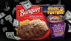 ConAgra Foods Prizes Fortune Instant Win and Sweepstakes on http://hunt4freebies.com