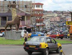 Kumasi, Ghana..Ashanti Region