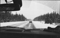 Road to Lake Louise - Canada Frédéric Maciejewski