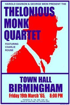 Thelonious Monk 1965