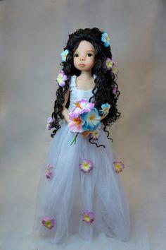 Beautiful Doll Poppy by Bo Bergemann by Bo Bergemann, via Flickr  Beautiful BJD doll http://www.bergemanndolls.com