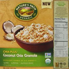 The top 10 breakfast cereals most likely to contain Monsanto's GMO corn. Nature's Path is only cereal that is 100% safe. #monsanto #gmo #geneticallymodified