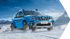 Renault Duster - Best SUV in India - TOP 15 SUV'S in 2020 - Check the List - Autohexa Jeep Compass Price, Best Suv Cars, Ford Endeavour, New Renault, Ford Ecosport, Automotive Design, Motor Car, Romania, Automobile
