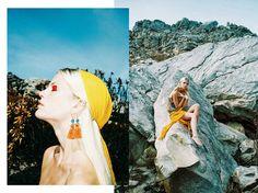 Caroline MACKINTOSH / Meso Ishtar Earrings