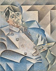 Juan Gris, Portrait of Picasso, 1912