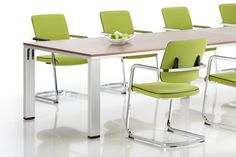 Conference table telos from ROHDE & GRAHL, designed by Martin Ballendat - www.rohde-grahl.nl