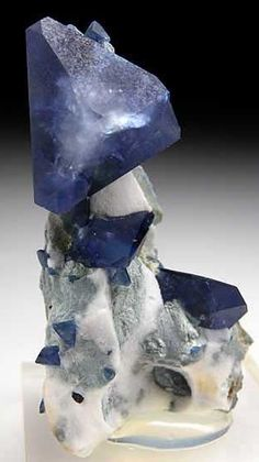 Benitoite from San Benito, California