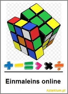 Einmaleins online Cube, Toys, Learn Math, Multiplication Tables, Activity Toys, Clearance Toys, Gaming, Games, Toy