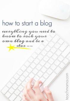 how to be a blogstar