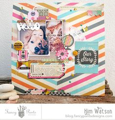 Our Story *Fancy Pants Designs - As You Wish Collection