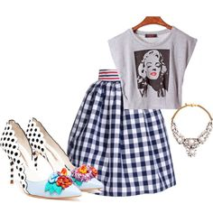 look of day