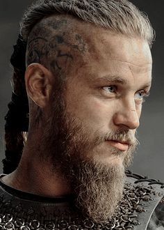 Why have a Night in shining armor when you can have a Viking like Ragnar ~ Travis Fimmel