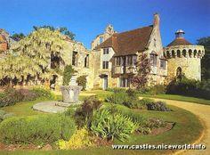 Old Scotney Castle Kent