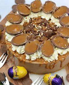 Mint Aero Fudge! - Jane's Patisserie Chocolate Easter Cake, Chocolate Raspberry Cheesecake, Caramel Cheesecake, Chocolate Fudge, Galaxy Chocolate, Chocolate Dreams, Chocolate Recipes, White Chocolate, No Bake Lemon Cheesecake