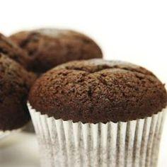 Receita de muffin de banana verde com cacau | Minha Vida