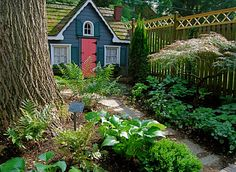 Colorful Garden Plan for Partial Shade between sunny and shady
