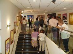 Exposición Casa de la Cultura de Moya · 2007