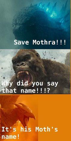 All Godzilla Monsters, Godzilla Comics, Godzilla Vs, Memes Marvel, Marvel Dc, Mothra Movie, King Kong Vs Godzilla, Fantasy Monster, Creature Feature