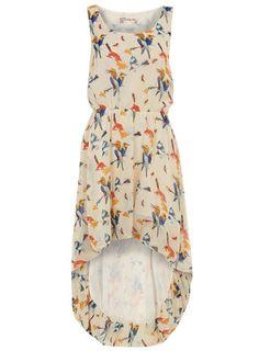 Kingfisher Dress
