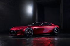 Mazda RX-Vision Concept link:
