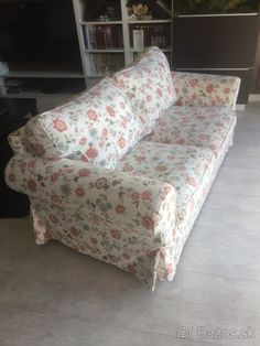 Dvojpohovka EKTORP + náhradný poťah - Bratislava - Bazoš.sk Bratislava, Ikea, Lounge, Couch, Furniture, Home Decor, Chair, Airport Lounge, Homemade Home Decor
