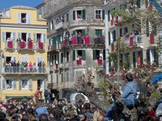 Easter in Corfu - Kerkyra