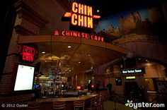 Chin Chin Cafe at the New York New York Hotel & Casino...see you next weekend! :)
