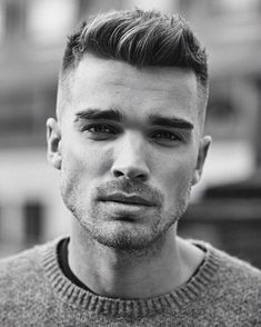 Check out our brand new guide to the most popular men's hairstyles and cool new haircuts. The best hairstyles for men created by the best barbers! Haircuts For Wavy Hair, Best Short Haircuts, Cool Haircuts, Short Hair Cuts, Hairstyle Short, Pixie Haircut, Men Short Hair, Men Haircut Short, Short Hair Styles Men