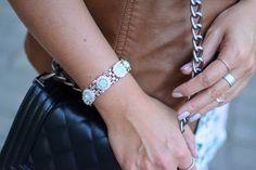 EJ Style x Lolu Rhoda Bracelets, Floral, Jewelry, Style, Fashion, Swag, Moda, Jewels, Stylus