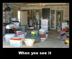 When you see it - Junk room - http://jokideo.com/see-junk-room/