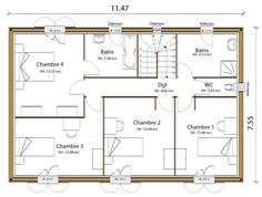 Discover recipes, home ideas, style inspiration and other ideas to try. The Plan, How To Plan, Best Investments, Architect Design, Good Company, House Floor Plans, Home Remodeling, My House, Construction