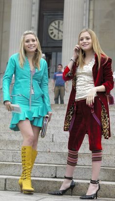 Everything We Know About Fashion We Learned From the Mary-Kate and Ashley Movies