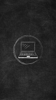 Free Chalkboard Instagram Story Highlight Icons - Cherbear Creative Book Instagram, Instagram Music, Instagram Frame, Creative Instagram Stories, Instagram Logo, Free Instagram, Instagram Story Ideas, Instagram Background, Insta Icon