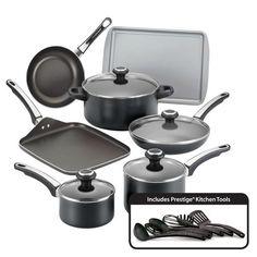Black Cookware #LGLimitlessDesign #Contest