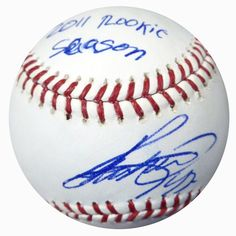 Yankees Dave Winfield Padres Twins Blue Jays Signed Autographed Baseball Proof Moderate Cost Baseball-mlb