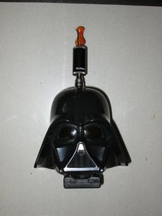 Darth Vader vape May the vapes be with you.