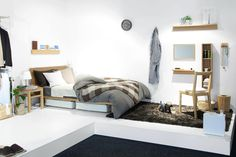 MUJI : Bed Room - married couple