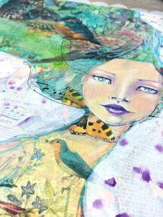 Bali Blue Bliss by Jane Davenport