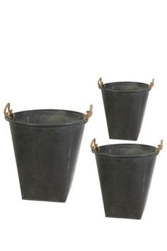 HauteLook   A Home: Wide Planters