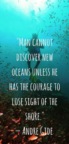 Click here to see a collection of our Favorite Ocean Quotes and Sayings!