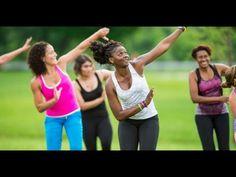 Latin Dance Aerobic Workout - Latin Dance Fitness - Salsa Class For Beginners - YouTube