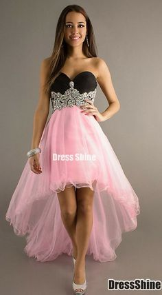 homecoming dress. i would want the bottom to be a blue instead of a pink though