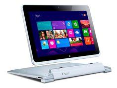 El Acer Iconia W510P quiere ser tu tablet y portátil con Windows 8 Pro