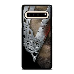 VIKINGS RAGNAR Samsung Galaxy S10 5G Case Cover  Vendor: Favocase Type: Samsung Galaxy S10 5G case Price: 14.90  This premium VIKINGS RAGNAR Samsung Galaxy S10 5G case will create premium style to yourSamsung S10 5G phone. Materials are from durable hard plastic or silicone rubber cases available in black and white color. Our case makers customize and design each case in high resolution printing with best quality sublimation ink that protect the back sides and corners of phone from bumps and… Samsung Note 8 Phone, Samsung Galaxy Cases, Vikings Ragnar, Best Resolution, Black And White Colour, New Phones, Silicone Rubber, Galaxy S8, Phone Accessories