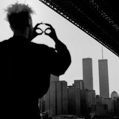 Martin Gore (Depeche Mode). New York, 1990. © Anton Corbijn